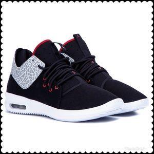 Nike Air Jordan First Class Basketball Shoes.